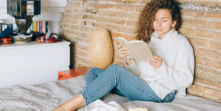 rileggere un libro benefici