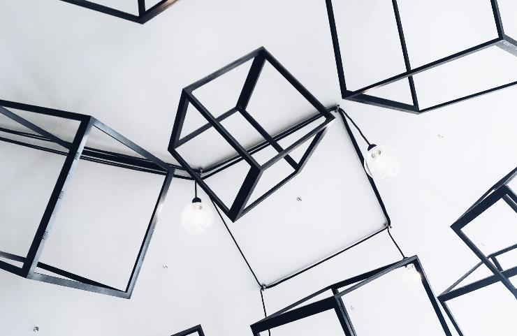 Cubi, forme geometriche astratte