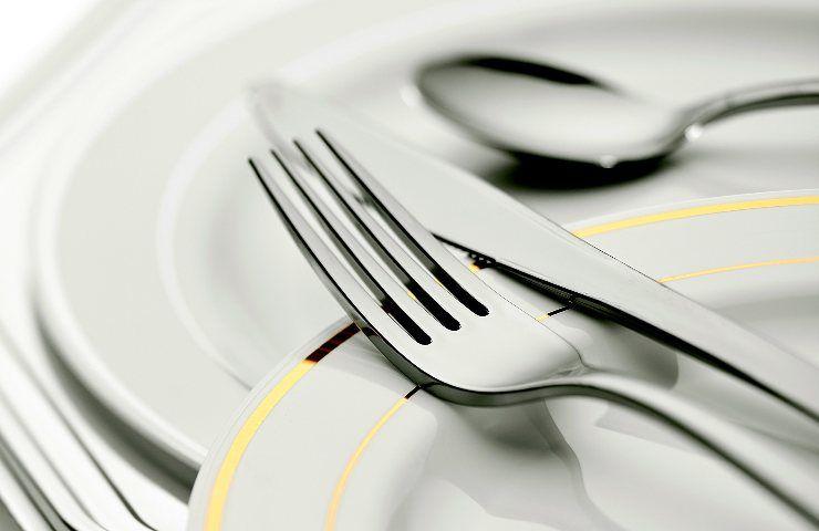 Forchette e posate