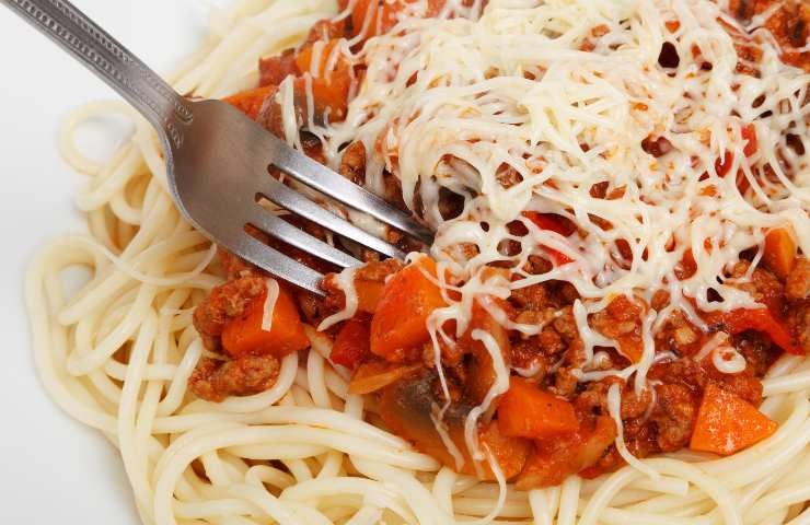 spaghetti all'inglese