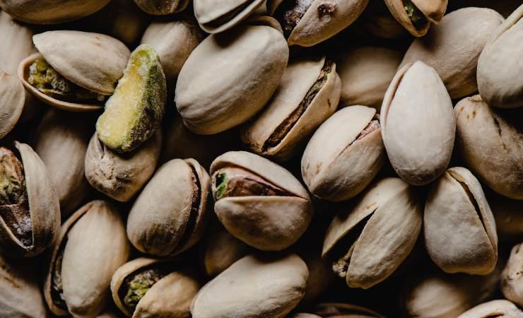 pistacchi biscotti