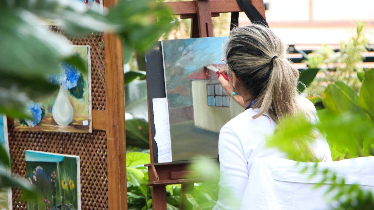benefici lavori manuali pittura