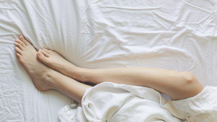 saponetta lenzuola crampi notturni
