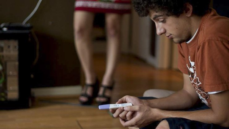 test di gravidanza uomini