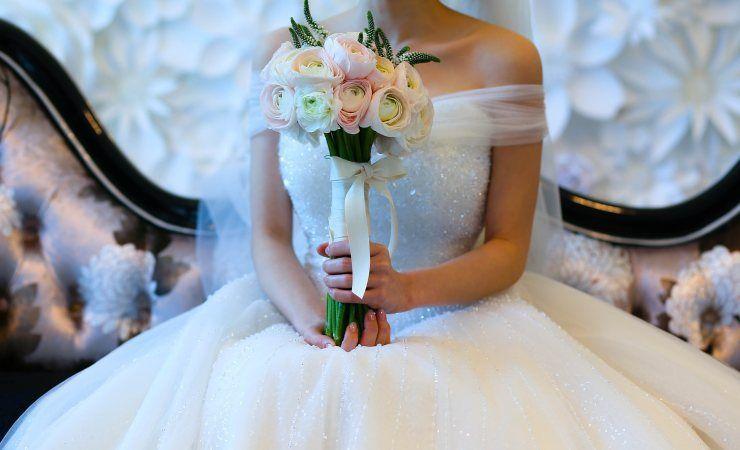 vestito sposa