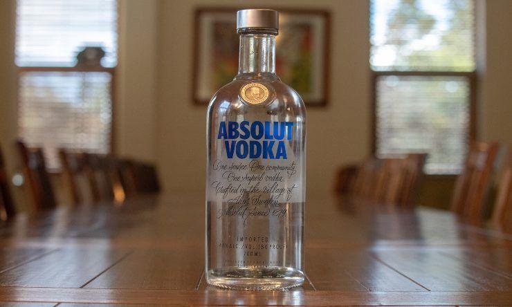 vodka per pulire casa