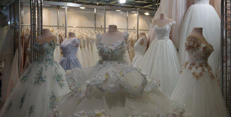 negozio abiti da sposa