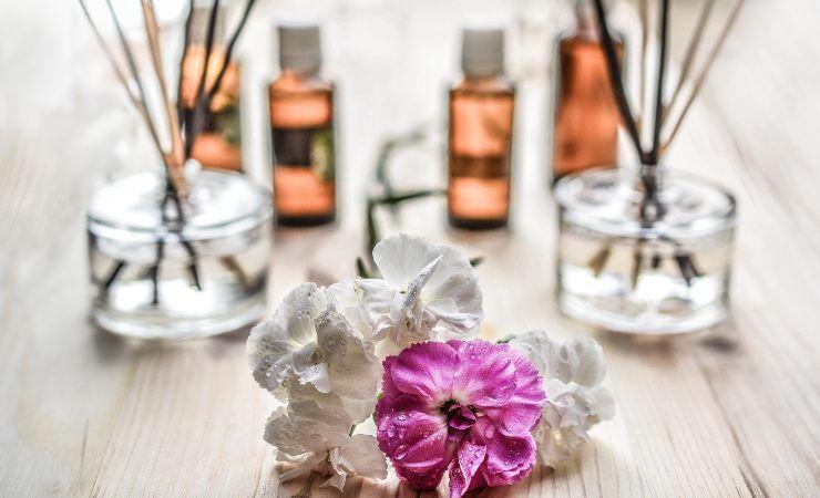 aromaterapia benessere casa