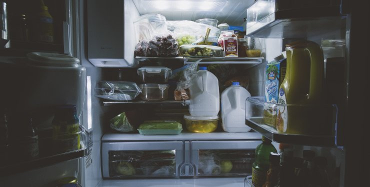 alimenti da non congelare