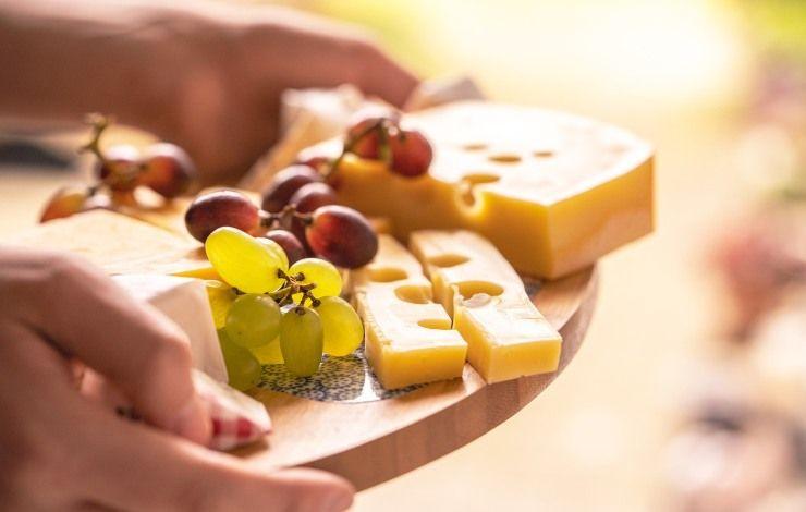 dieta del formaggio