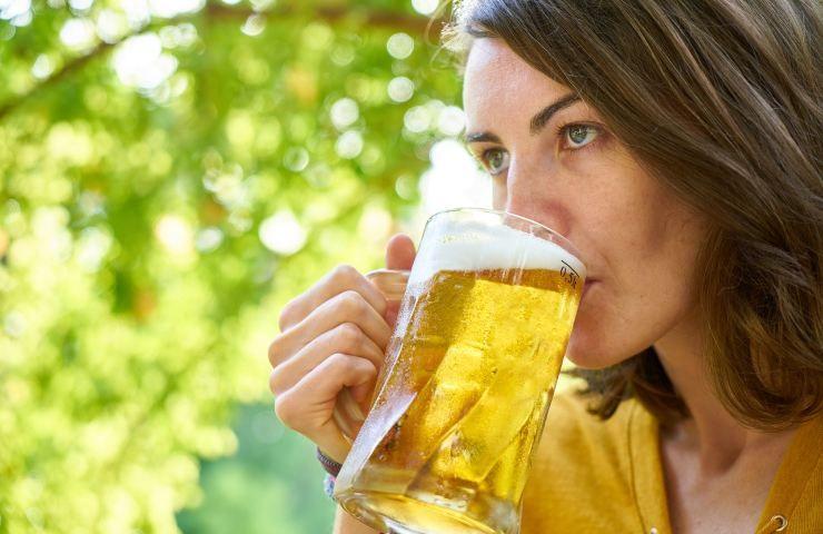 dieta della birra
