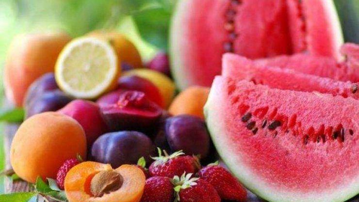 frutta estiva reazioni