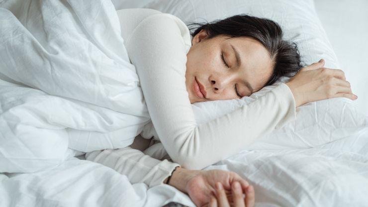 Smettere sbavare mentre si dorme