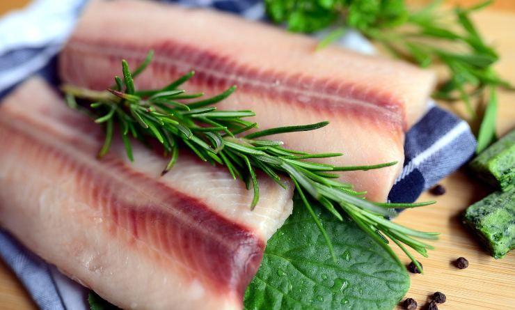 dieta a base di pesce