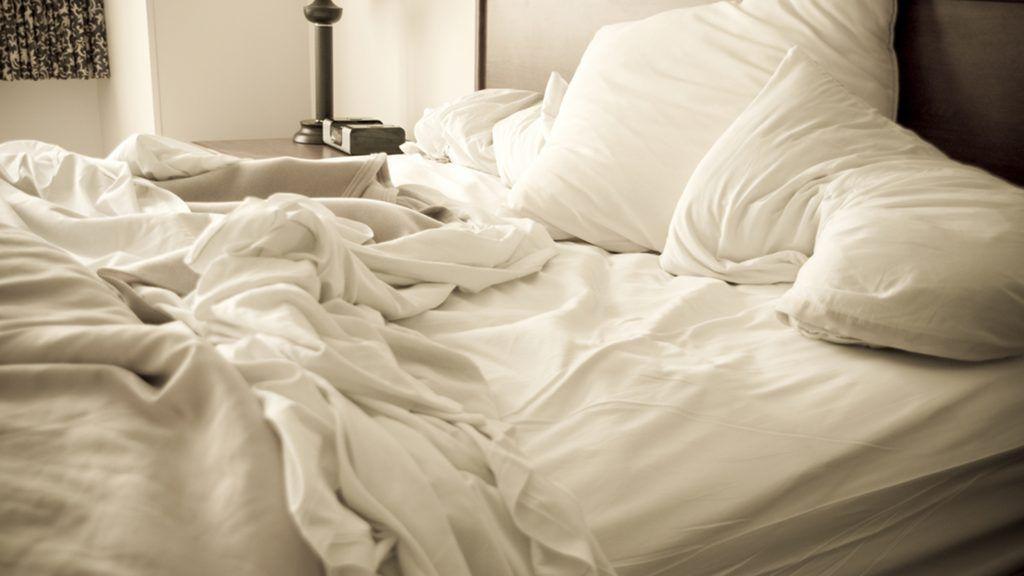 Non rifare il letto