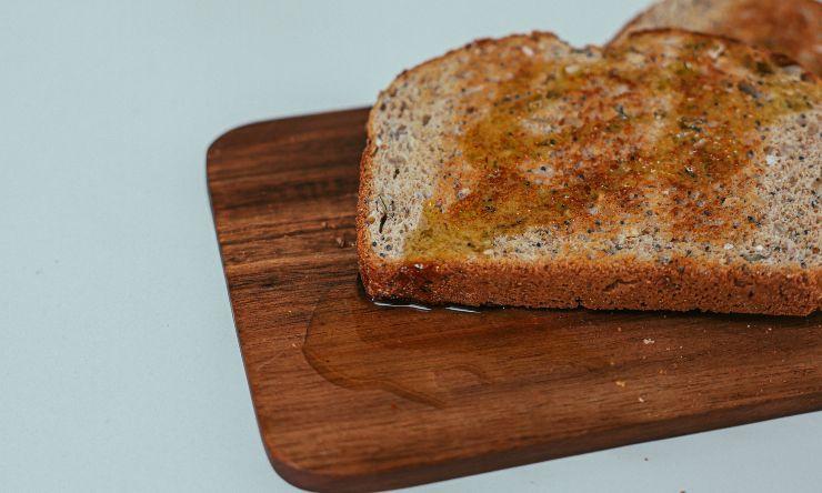 pane ed olio