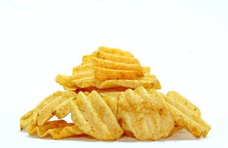 Chips di patate