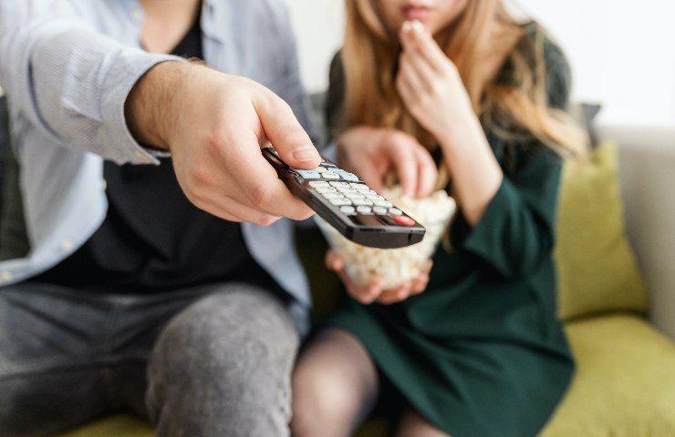 Guardare troppa tv