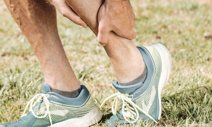 frattura al piede
