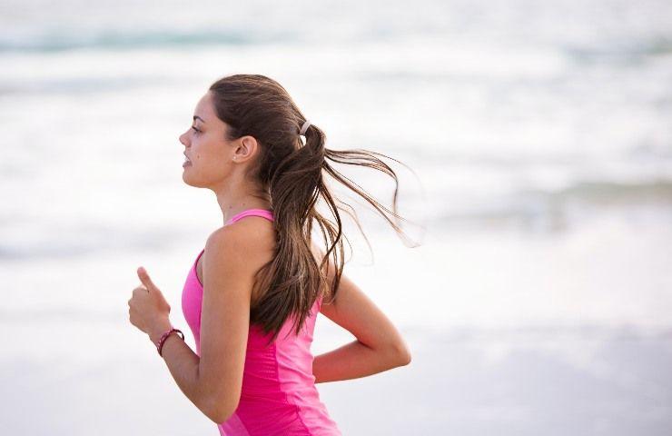 errore jogging
