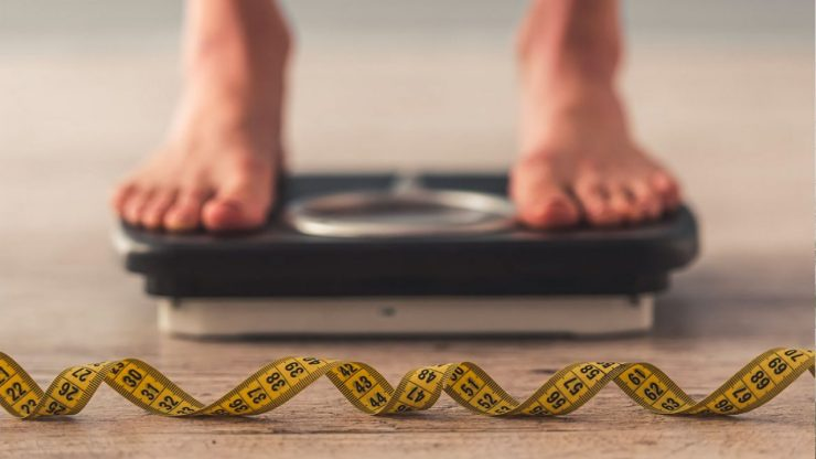 Aumento di peso al mattino