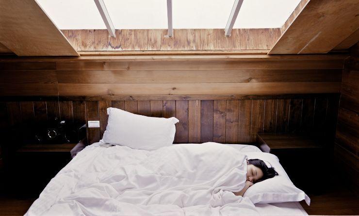 cuscino per dormire