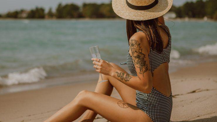 Mare protezione tatuaggi