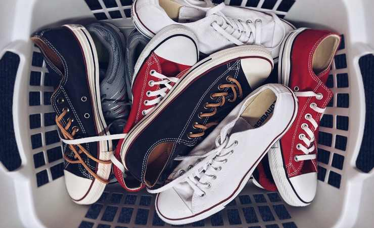 scarpe puzzano rimedi naturali