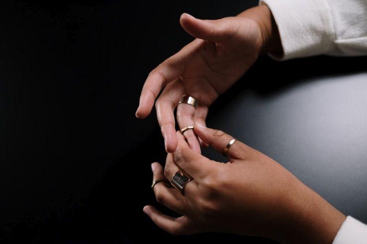 fingernail ring