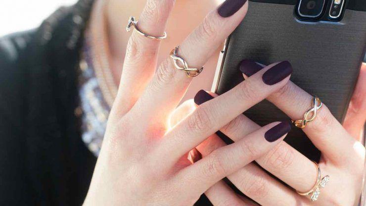 anelli unghie