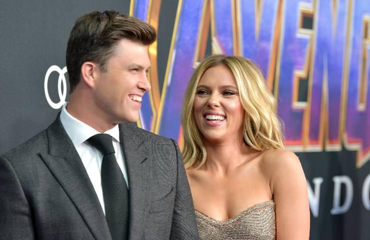 Scarlett Johansson incinta