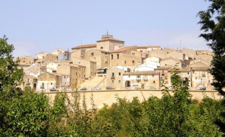 Marcuzzi borgo Roseto Valfortore