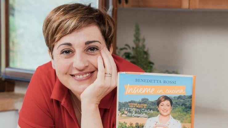 Benedetta Rossi nuovo libro