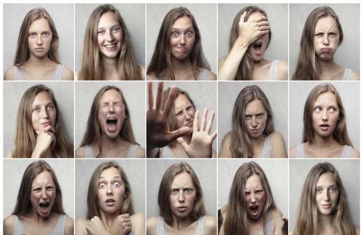 Test della personalità albero emozioni