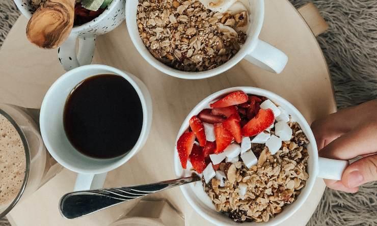 mancanza di appetito al mattino