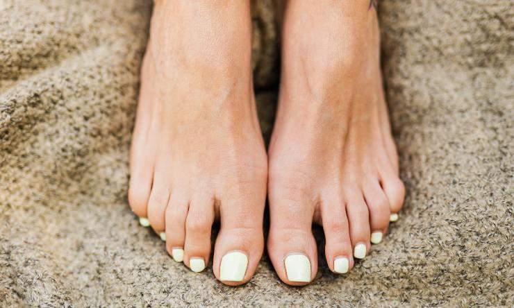 trattamenti ai piedi