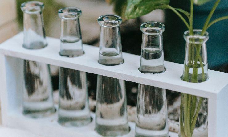 come riciclare le bottiglie