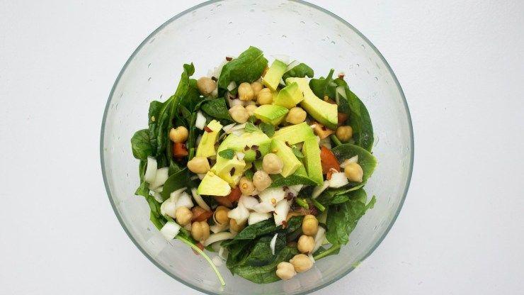 ricette estive legumi