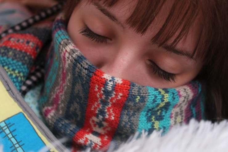 monarda per il raffreddore