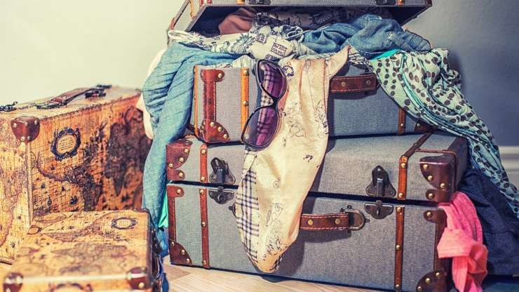 come fare valigia viaggio