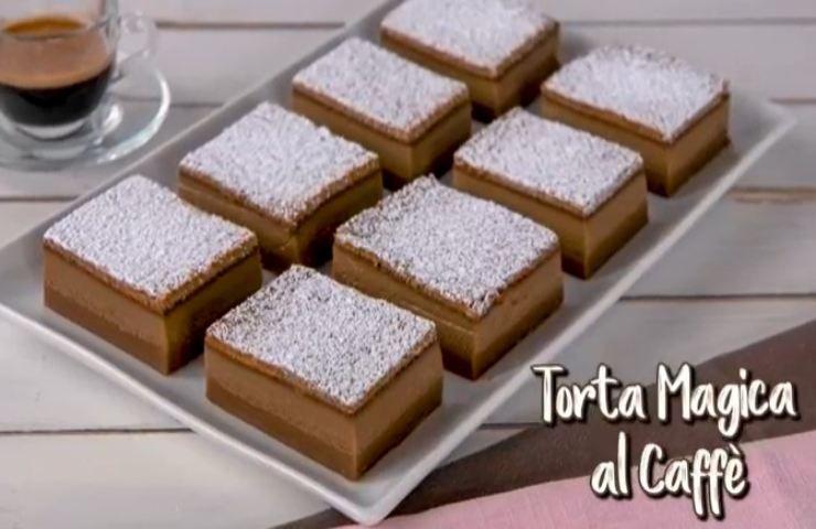 Torta al caffè Benedetta Rossi