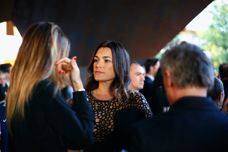 Alena Seredova vacanza (Getty Images)
