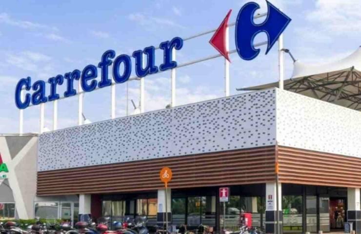 Carrefour lista di richiami alimentari