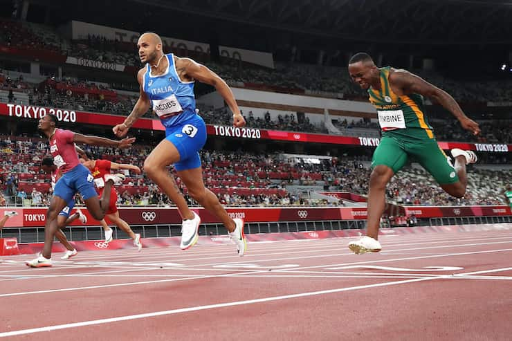 Dalla pista alla tv, le opportunità del campione azzurro (Getty Images)