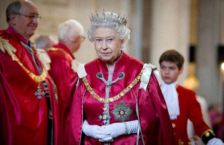 Regina Elisabetta vacanza