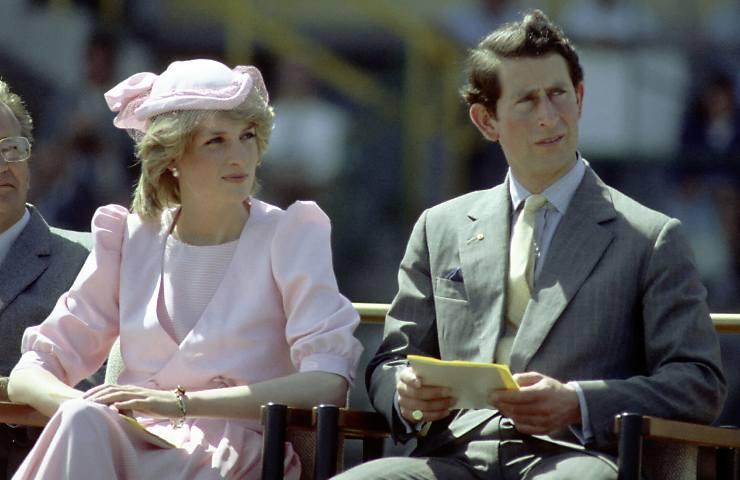Lady Diana confessione