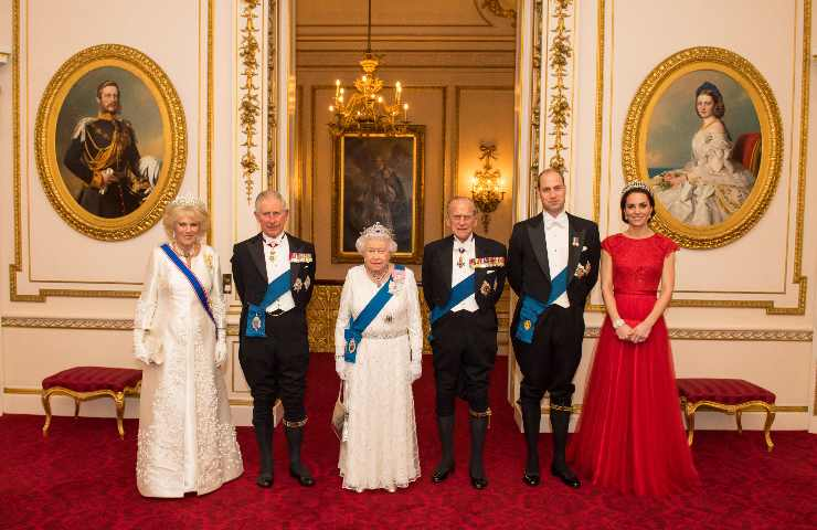royal family positivo