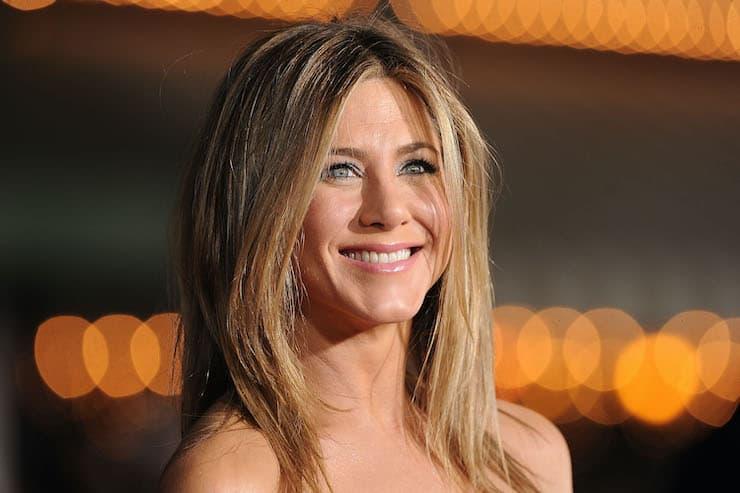 Jennifer Aniston al vetriolo sui no-vax (Getty Images)