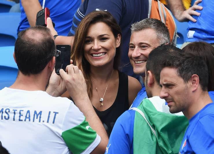 L'ex moglie di Buffon in forma smagliante (Getty Images)