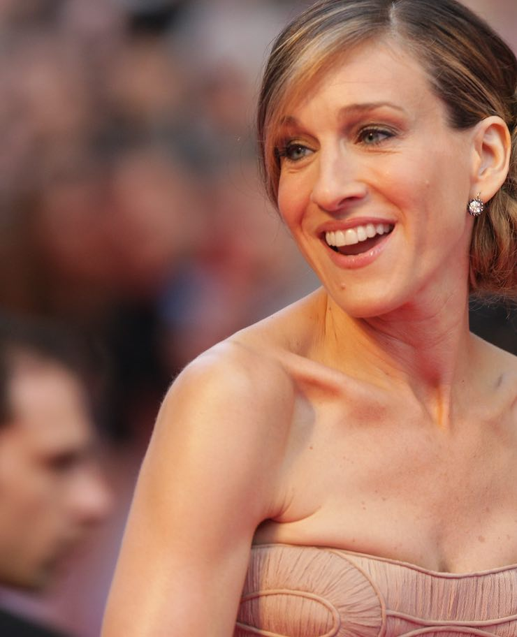 Sarah Jessica Parker ancora nei panni di Carrie Bradshaw (Getty Images)